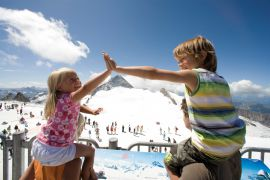 STOCK resort, Hintertuxer Gletscher, Sommer, Winter, Aktiv