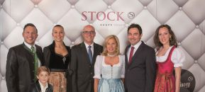 Familie Stock – Hoteliers mit Leib & Seele!