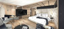 Tirol suite (with children's room)