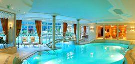 Hallenbad im STOCK resort, Zillertal