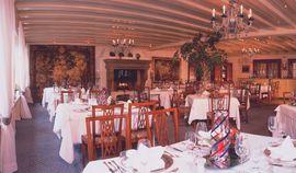 Kaminrestaurant im Best Alpine Wellnesshotel THERESA