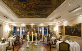 Restaurant im THERESA Wellness Genießer Hotel