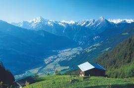 Wanderurlaub im Wellnesshotel THERESA im Zillertal