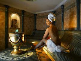 Sauna - THERESA Wellness Genießer Hotel ****superior