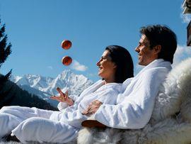 Genussvolle Momente zu Zweit im Best Alpine Wellnesshotel THERESA