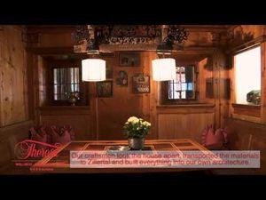 Ambiente im THERESA Wellness Genießer Hotel ****superior im Zillertal