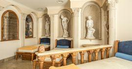 Ruheraum im Best Welllnesshotel Warther Hof