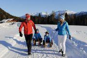 Familien-Vorteilswochen - 1 Kind gratis | Winter