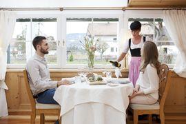 Restaurant Wintergarten im Alpenresort Schwarz am Mieminger Plateau