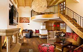Royal Mountain Suite - Alpenresort Schwarz
