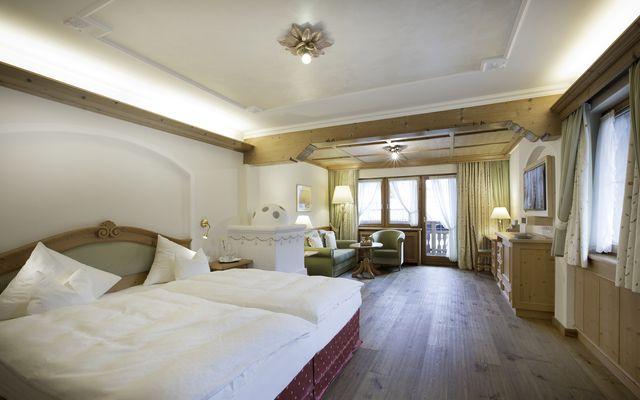 """Komfort-Doppelzimmer """"FÜRST"""" 1/2"""
