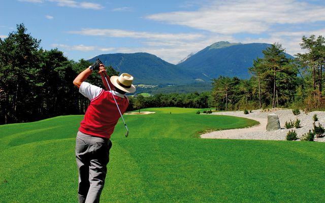 Golf-Turnierwoche Herbst 1/1