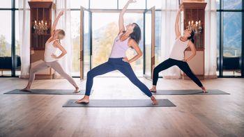 Yoga Retreat mit Julia Pritzel vom 14.1. - 19.1.18