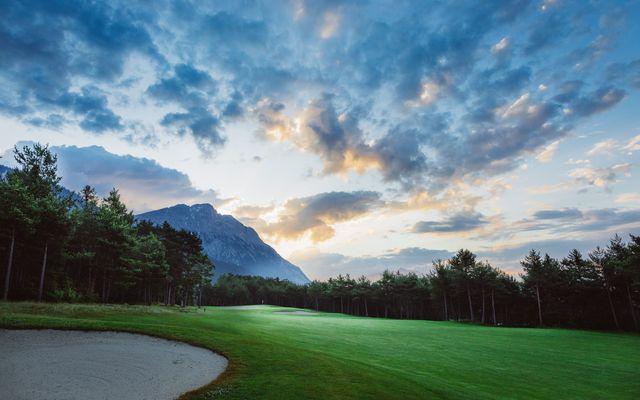 Semaine de printemps: ouverture du golf 1/1