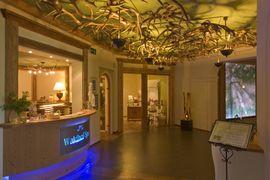 Waldhof Spa Rezeption