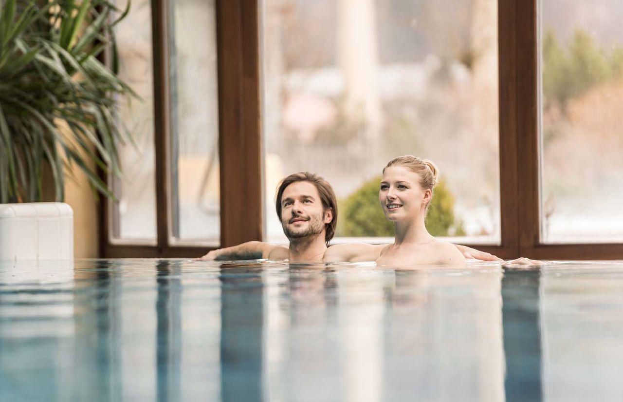 Waldhof Wasserwelt - Spa Urlaub in Fuschl