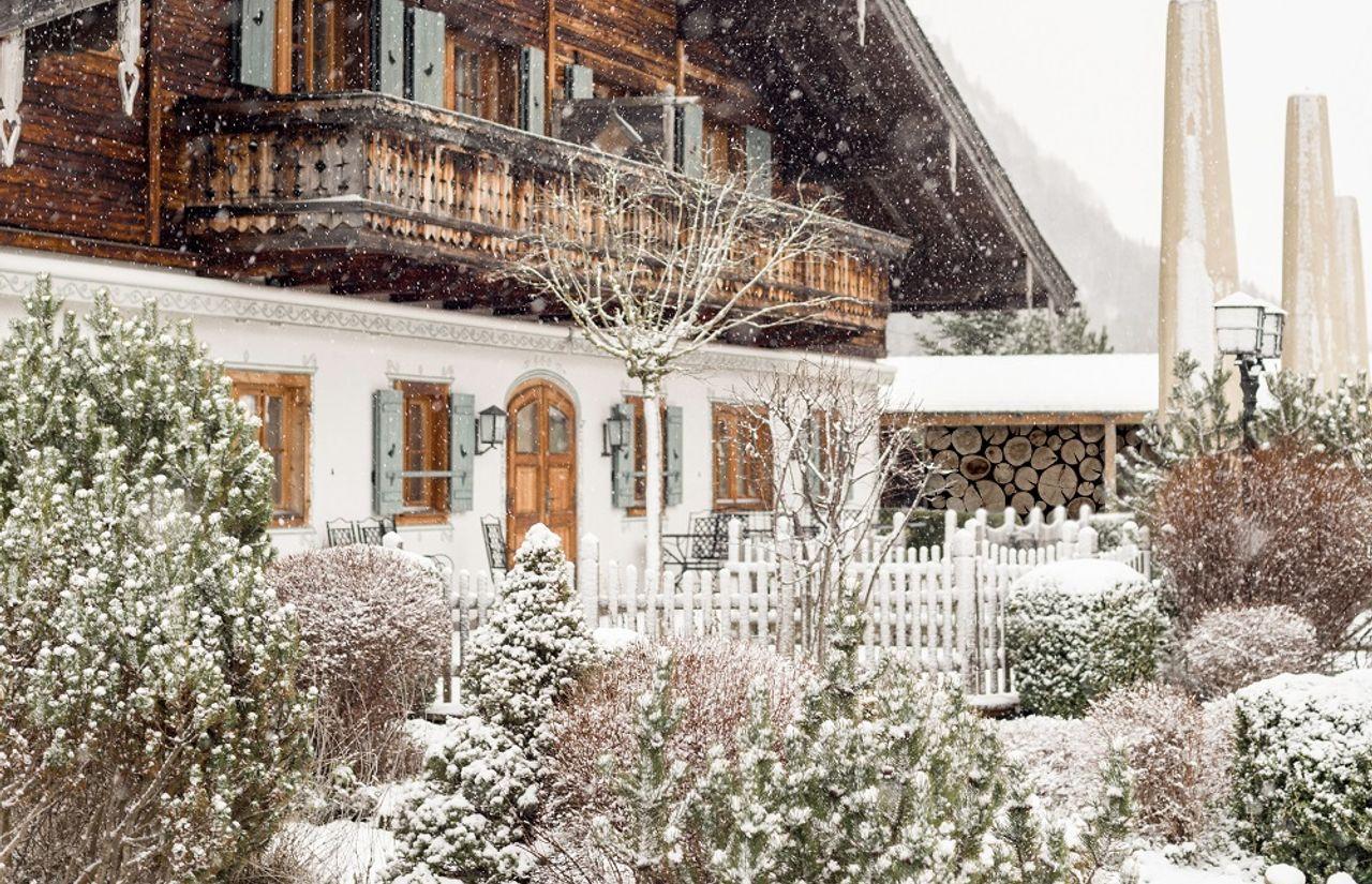Aussenansicht Gütl - Ebner´s Waldhof am See