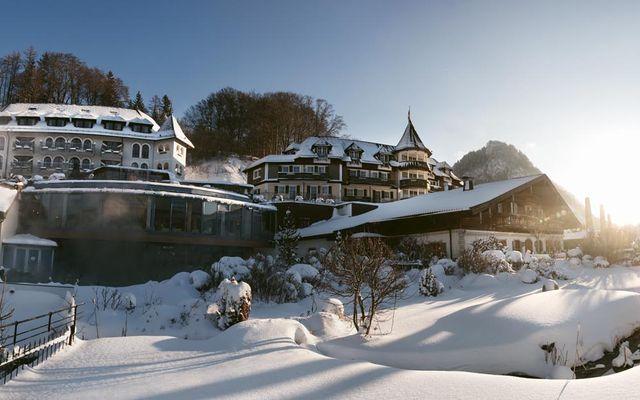 Aussenansicht - Ebner´s Waldhof am See