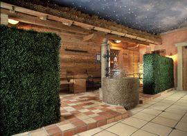 Saunabereich im Spa&Spirit Bereich