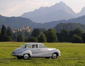 """Classic BMW """"Barockengel"""""""