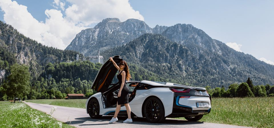 BMW i8 Experience Arrangement