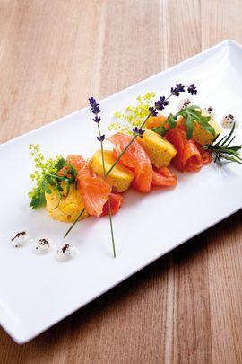 Vegetarische Highlights im Best Wellness Hotel Übergossene Alm