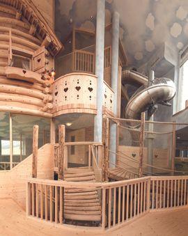 Kinderspielturm im 4****s Hotel Übergossene Alm Resort