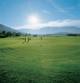 Golfurlaub im 4****s Hotel Übergossene Alm