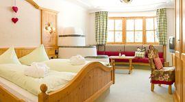 Luxus Doppelzimmer Hochkönig im Hotel Übergossene Alm