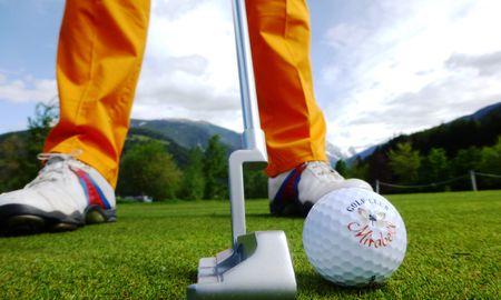 Pacchetto Golf Beginner intensivo