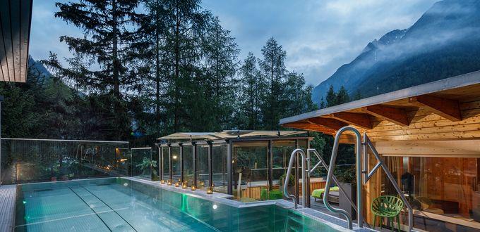 Waldklause: Panorama Poolsuite #2