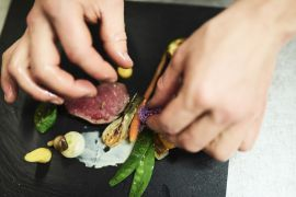 Kochen im Naturhotel