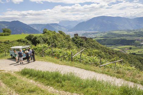 Viaggio del vino - il vostro Vinum Hotel