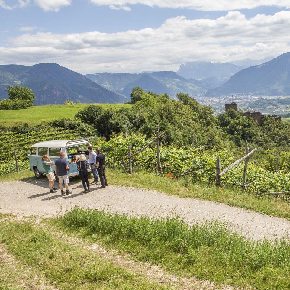 Weinreise - Ihr Vinum Hotel