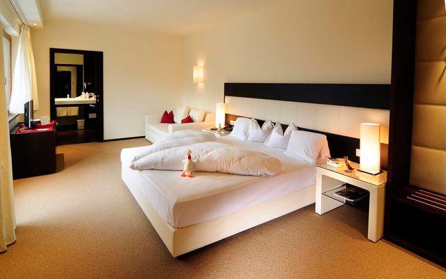 Elegantes Doppelzimmer zur Einzelnutzung