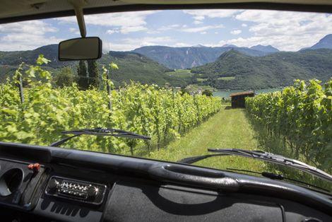 2° edizione Vinum Classic Südtirol - dal 17 al 21 ottobre 2018