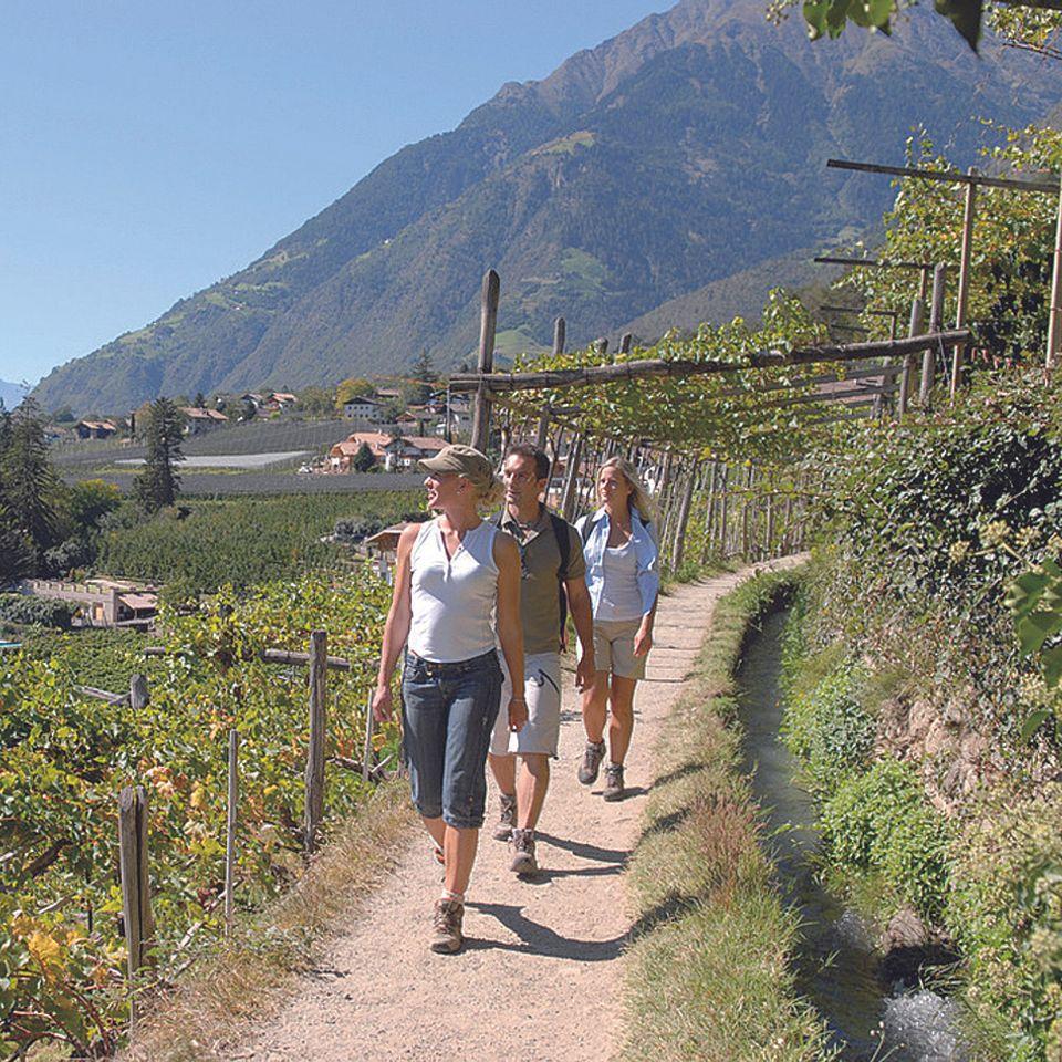 Zuid-Tirol ontdekken