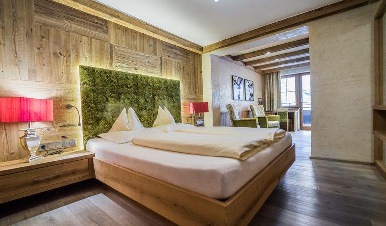 Hotel Zimmer: Karwendel Komfort
