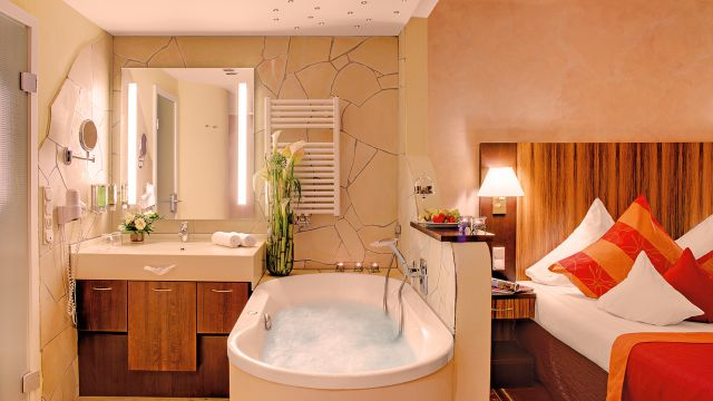 Luxus Wellnesstag in der Spa Suite | 1 Nacht