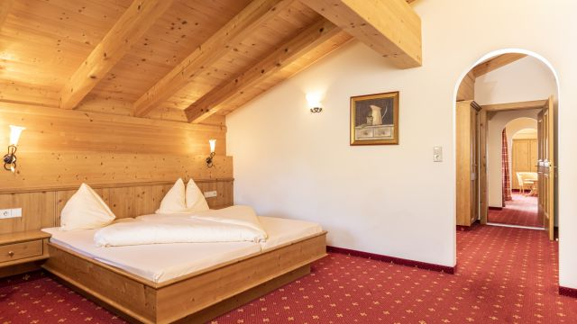 Doppelzimmer Economy | W02 | 30 m²