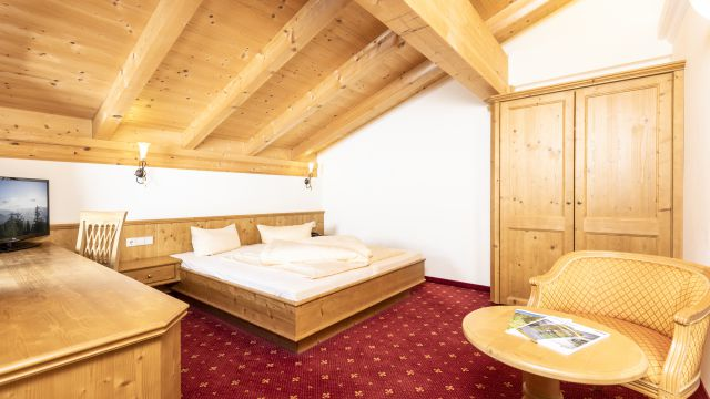 Doppelzimmer Classic   W01   25 m²