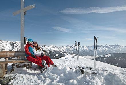 Skiën & genieten van de zon