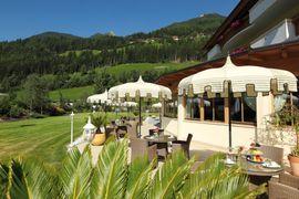 Terrasse - Deluxe Hotel & Spa Resort Alpenpalace
