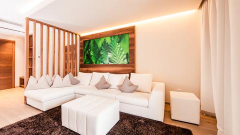 Residence Familiensuite | Aquagarden