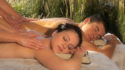 Partial massage
