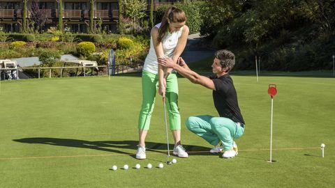 Golf lezione individuale