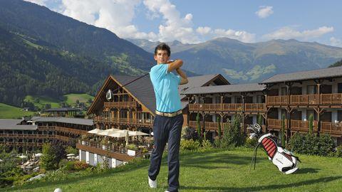 Golf improvement course