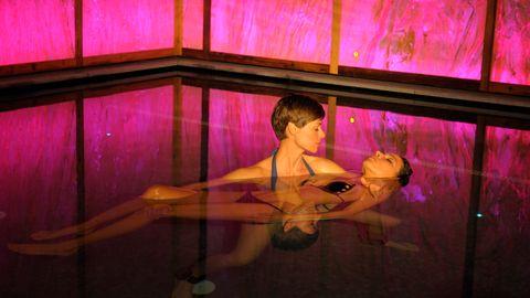 Watsu- Rilassamenti in acqua