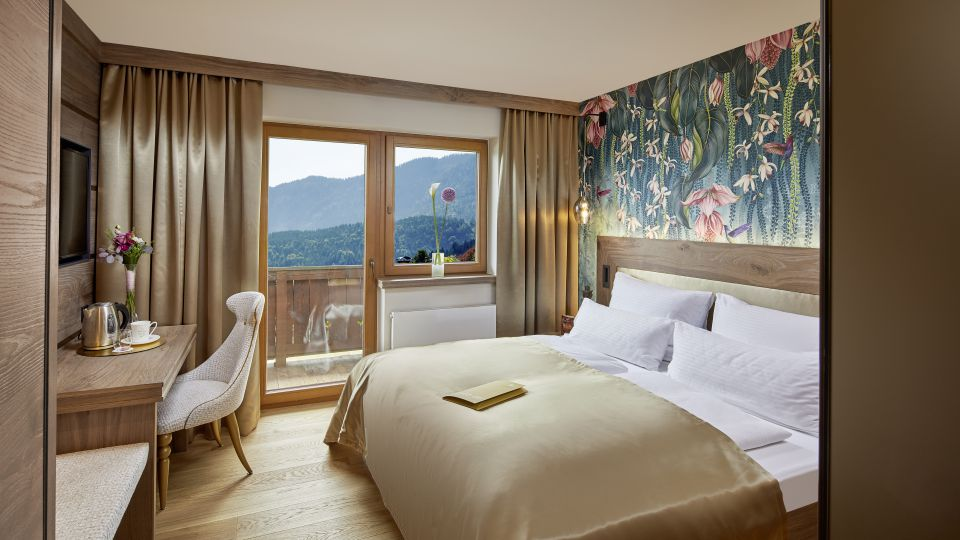 Shine on double room NEW from July 2019