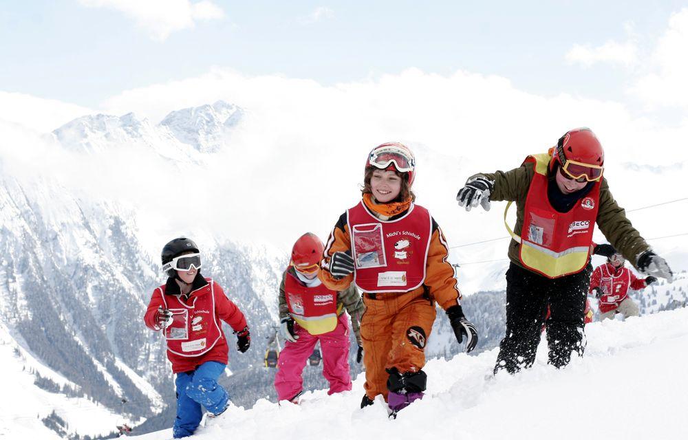 Paket Skischule Kinder 4 - 5 Jahre